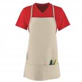Medium Apron W/ Pouch