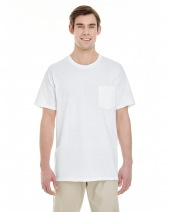 Adult Heavy Cotton™ 5.3 oz. Pocket T-Shirt