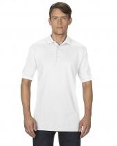 Adult Premium Cotton® 6.6 oz. Double Piqué Polo