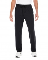 Adult Performance® 7 oz. Tech Open Bottom Sweatpants with Pockets