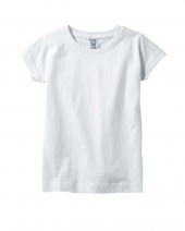 Toddler Girls' Fine Jersey T-Shirt