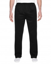 Adult 6 oz. DRI-POWER® SPORT Pocketed Open-Bottom Sweatpants