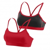 Girls Encore Reversible Sports Bra