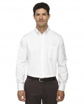 Men's Operate Long-Sleeve Twill Shirt