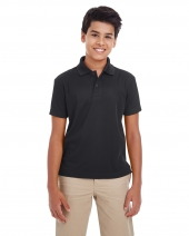 Youth Origin Performance Pique Polo