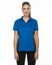 Ladies' Eperformance™ Fuse Snag Protection Plus Colorblock Polo