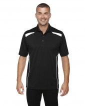 Men's Eperformance™ Tempo Recycled Polyester Performance Textured Polo