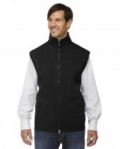 Men's Three-Layer Light Bonded Performance Soft Shell Vest