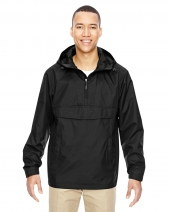 Men's Excursion Intrepid Lightweight Anorak Jacket
