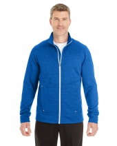 Men's Amplify Mélange Fleece Jacket