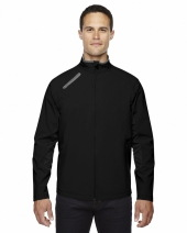 Men's Three-Layer Light Bonded Soft Shell Jacket
