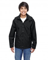 Youth Conquest Jacket with Fleece Lining