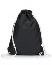 Jersey Mesh Drawstring Backpack