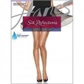 Hanes Silk Reflections Reinforced Toe Pantyhose