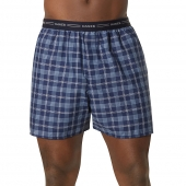 Mens Red Label Exposed Elastic Waistband Boxer P2