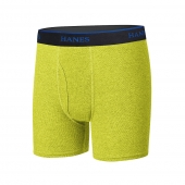 Hanes Ultimate Boys Lightweight Boxer Briefs 4-Pack