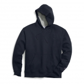 Champion Big & Tall Mens Pullover Fleece Hoodie with Contrast Liner