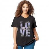 JMS Big Love Short Sleeve Graphic Tee
