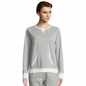 Hanes Womens Dorm Sweatshirt