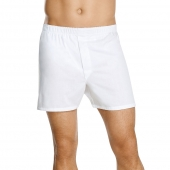 Hanes Mens TAGLESS Full-Cut Boxer with Comfort Flex Waistband 4-Pack