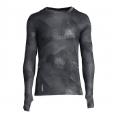 Duofold by Champion Brushed Back Mens Crew (Prints)