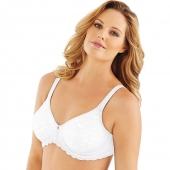 Lilyette by Bali Beautiful Support Lace Minimizer