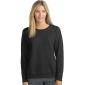 Hanes ComfortSoft EcoSmart Womens Crewneck Sweatshirt