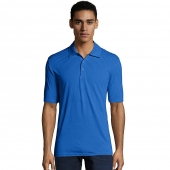 Hanes Sport 153 Mens Performance Wicking Polo