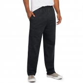 Hanes ComfortSoft EcoSmart Mens Fleece Sweatpants