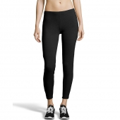 Hanes Womens Stretch Jersey Legging