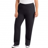Just My Size ComfortSoft EcoSmart Fleece Open-Hem Womens Sweatpants, Average Length