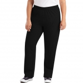 Just My Size ComfortSoft EcoSmart Fleece Open-Hem Womens Sweatpants, Petite Length