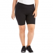 Just My Size Stretch Cotton Jersey Womens Bike Shorts