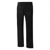 Hanes ComfortSoft EcoSmart Girls Open Leg Sweatpants