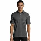 Hanes Sport 153 Mens Heathered Performance Polo