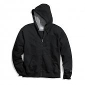 Champion Mens Powerblend Fleece Full Zip Jacket