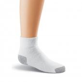 Hanes Ultimate Boys Ankle EZ Sort Socks 6-Pack