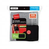 Men's Red Label Boxer Brief Blk/Grey P2