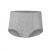 Boys Hanes Ultimate Dyed Brief with ComfortSoft Waistband 3-Pack