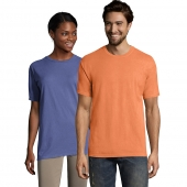 Men's 5.5 oz., 100% Ringspun Cotton Garment-Dyed T-Shirt