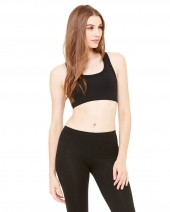 Ladies' Nylon/Spandex Sports Bra
