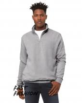 Fast Fashion Unisex Quarter Zip Pullover Fleece