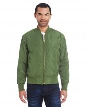 Unisex Bomber 100% Polyester Jacket
