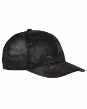 Adult Flexfit Multicam Trucker Mesh Cap