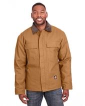 Men'S Heritage Cotton Duck Chore Jacket