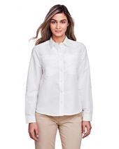 Ladies' Key West Long-Sleeve Performance Staff Shirt