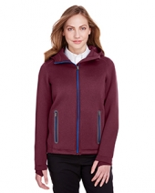 Ladies' Paramount Bonded Knit Jacket