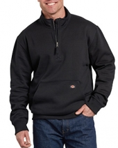 Men'S Pro? 1/4 Zip Mobility Work Fleece Pullover