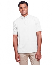 Men'S Lakeshore Stretch Cotton Performance Polo