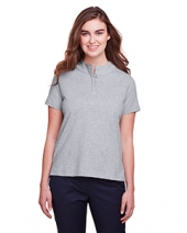 Ladies' Lakeshore Stretch Cotton Performance Polo